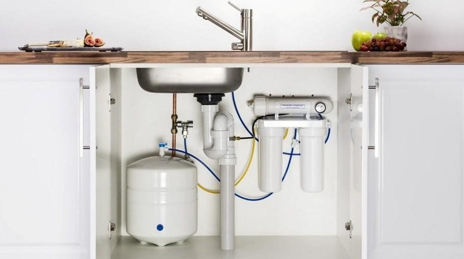 как выбрать кухонный фильтр для воды