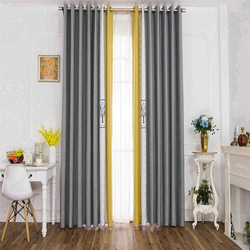 шторы в дизайне интерьера