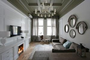 интерьер домов квартир
